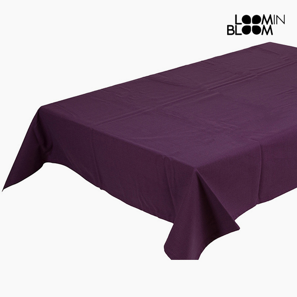 Obrus Purpura (135 x 200 x 0,05 cm) by Loom In Bloom