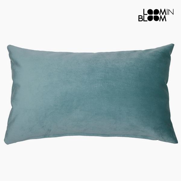 Polštářek Polyester Zelená (30 x 50 x 10 cm) by Loom In Bloom