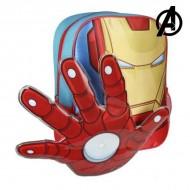 Plecak dziecięcy The Avengers 89267 Czerwony