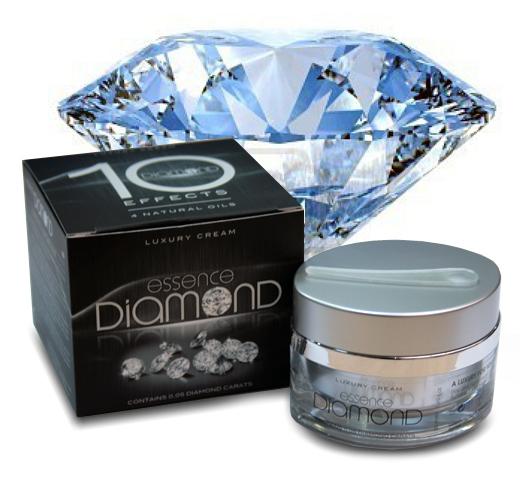 Krém s Výtažky z Diamantů 50 ml
