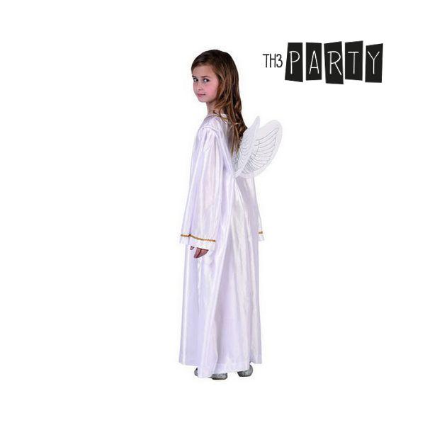 Kostium dla Dzieci Th3 Party Anioł - 7-9 lat