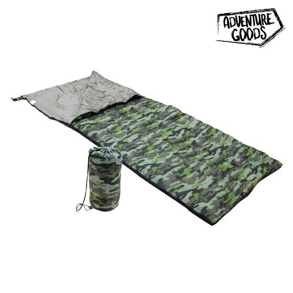śpiwór Adventure Goods 36088 (190 x 75 cm) Kolor zielony