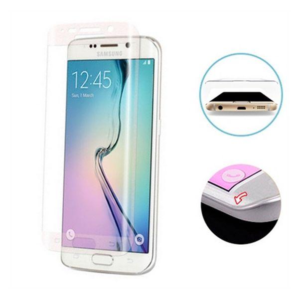 Ochraniacz na Ekran z Hartowanego Szkła Zakrzywiony Ref. 124997 Samsung S6 EDGE Plus