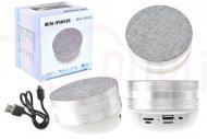 Bluetooth reproduktor BO-N02A - Stříbrný