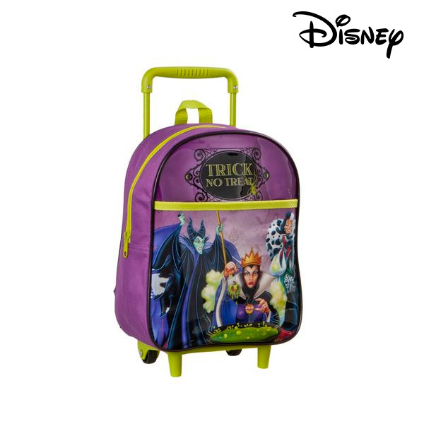 Torba szkolna z kółkami Disney 6289
