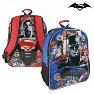 Plecak szkolny dwustronny Batman vs Superman 860