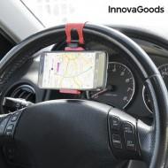 Držák Mobilních Telefonů na Volant InnovaGoods