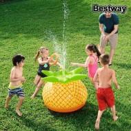 Nafukovací Ananas Bestway 37978 (81 x 76 x 64 cm) Žlutý Zelená
