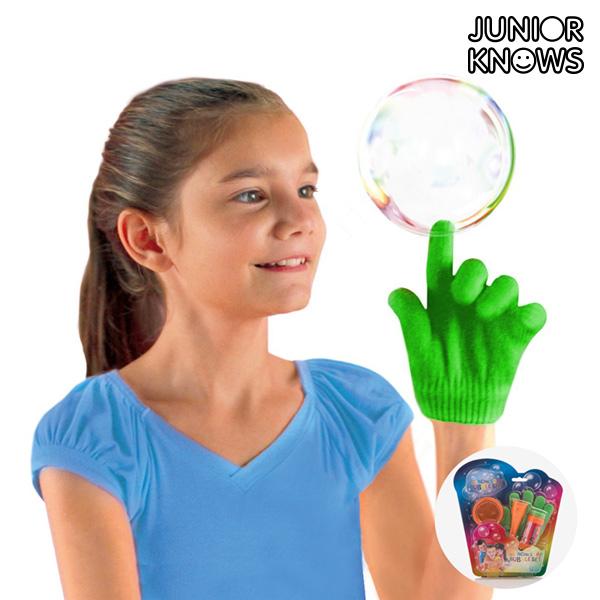 Rękawiczka na Bańki Mydlane Junior Knows