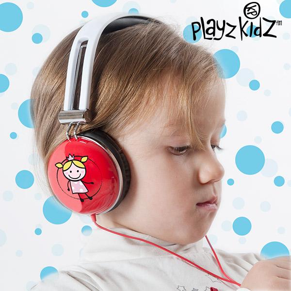 Sluchátka Playz Kidz Kouzelná Víla