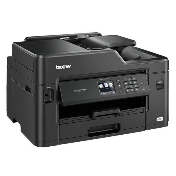 Multifunkční tiskárna Brother MFCJ5330DW A3 22ppm USB Ethernet Wifi 128 MB Barva
