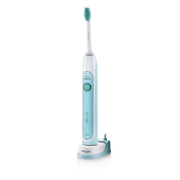 zubní kartáček Philips HX6711/02 Zelená Bílý