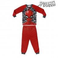 Pizsama Gyermek Spiderman 72312 Piros - 3 Év