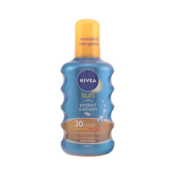 Spray do Opalania Spf 30 Nivea 3774