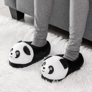 Miękkie Kapcie dla Dzieci Panda - 33-34