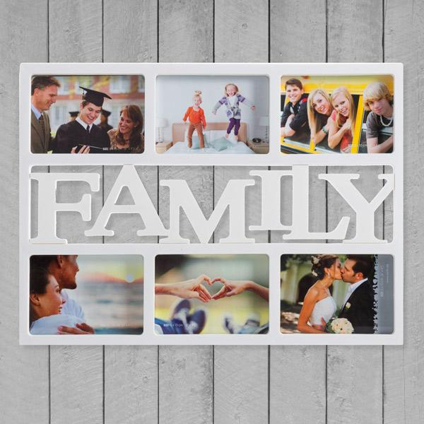 Ramka do zdjęć Family (6 zdjęć)