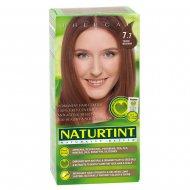 Barva na vlasy bez amoniaku Nº 7,7N Naturtint Kaštanově hnědá