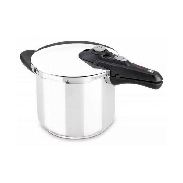 Pressure cooker BRA A185102 6 L Nerezová ocel