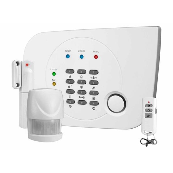 Bezdrátový Zabezpečovací Systém Smartwares HA700
