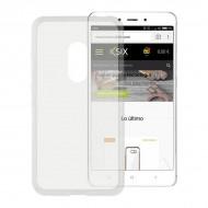 Pokrowiec na Komórkę Xiaomi Redmi Note 4 Flex TPU Przezroczysty