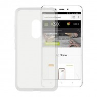 Puzdro na mobil Xiaomi Redmi Note 4 Flex TPU Transparentná
