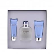 Souprava spánským parfémem Light Blue Dolce & Gabbana (3 pcs)
