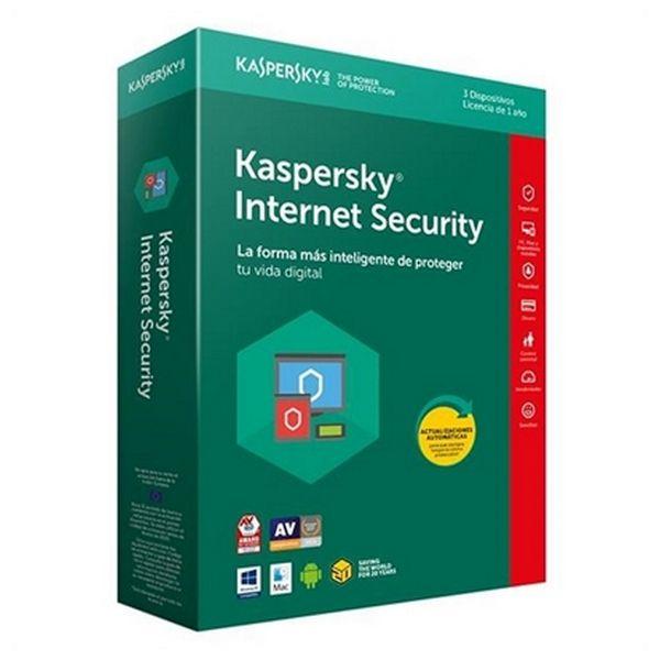 Program Antywirusowy dla Domu Kaspersky 54066 3L/1A Multi-Device