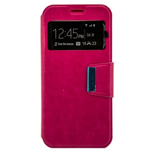 Pouzdro na knihu Ref. 188296 Samsung A5 2017 Růžový