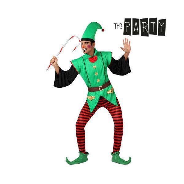 Kostium dla Dorosłych Th3 Party 2252 Elf
