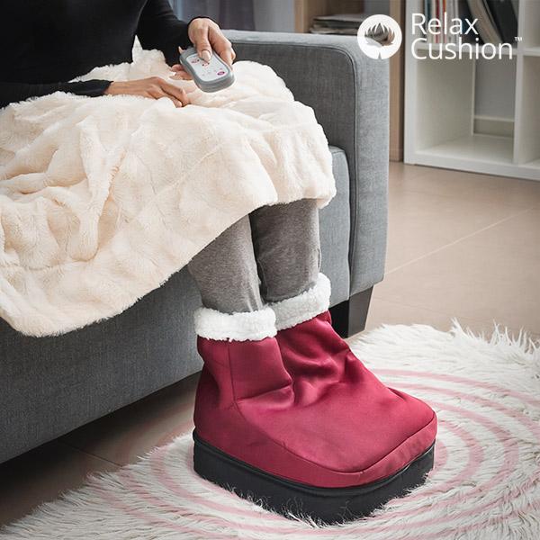 Podgrzewany Masażer do Stóp Relax Cushion
