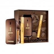 Souprava spánským parfémem 1 Million Privé Paco Rabanne (2 pcs)