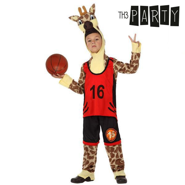 Kostým pro děti Th3 Party 2166 Žirafa sportovec