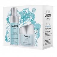 Souprava sdámskou kosmetikou Ideal Hydratation Carita (2 pcs)