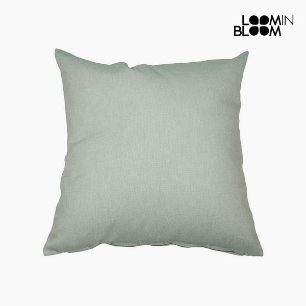 Polštářek Bavlna a polyester Zelená (45 x 45 x 10 cm) by Loom In Bloom