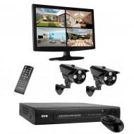 Bezpečnostní Kamerový Systém HD Smartwares DVR724S