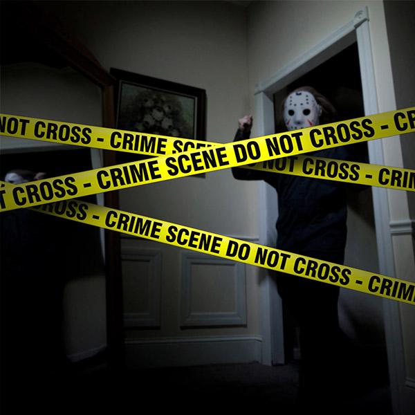Taśma Crime Scene Do Not Cross
