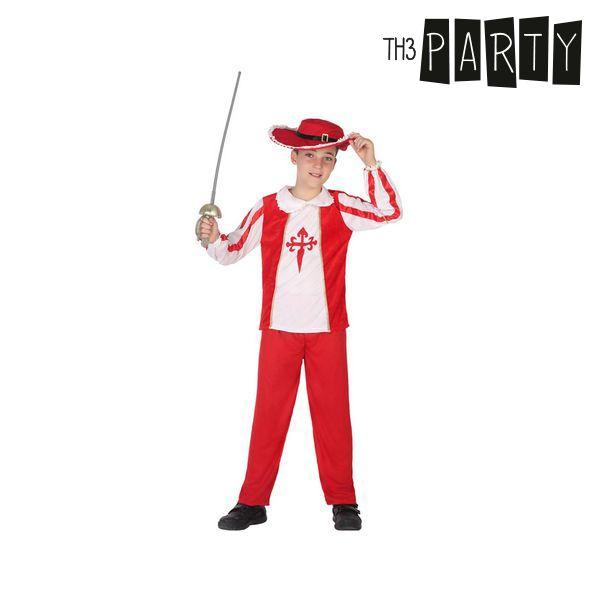 Kostým pro děti Th3 Party Mušketýr - 5–6 roků