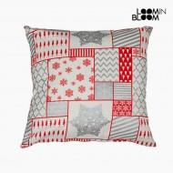 Poduszka Czerwony (45 x 45 cm) - Little Gala Kolekcja by Loom In Bloom