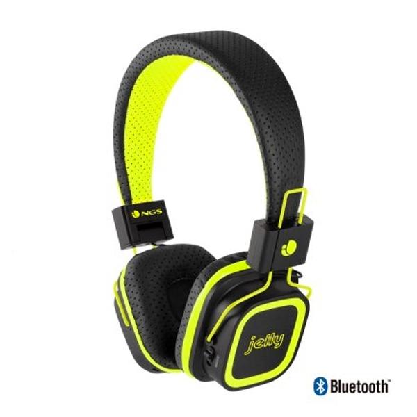 Bluetooth sluchátka s mikrofonem NGS YELLOWARTICAJE SD