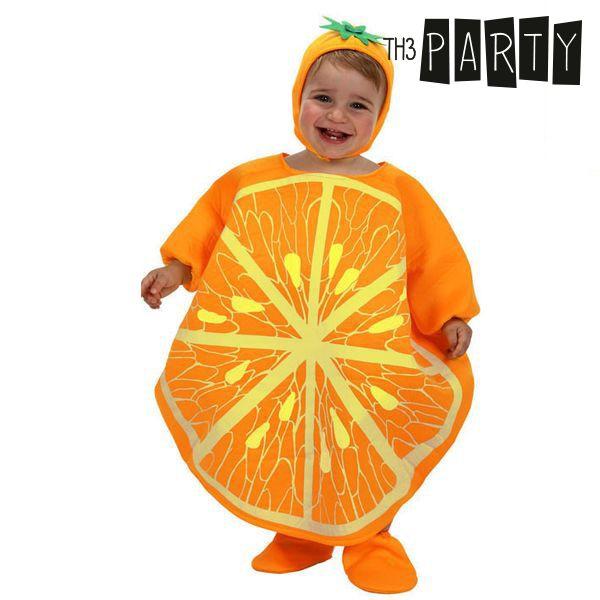 Kostium dla Niemowląt Th3 Party Pomarańczowy - 0-6 miesięcy