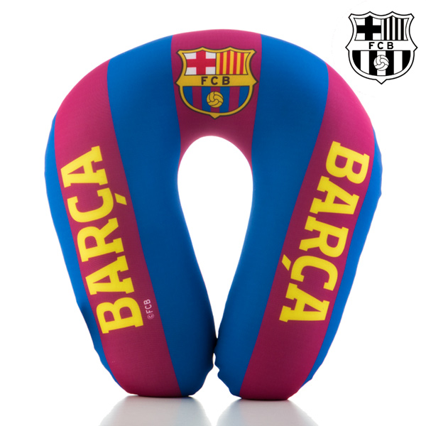 Relaxační Krční Polštář FC Barcelona