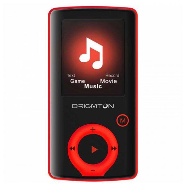 Odtwarzacz MP3 BRIGMTON BPA-81-R 1.8