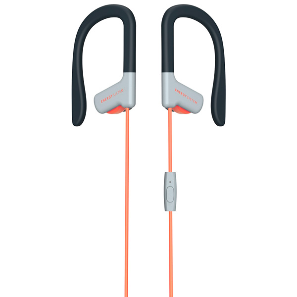 Sportovní sluchátka Energy Sistem MAUAMI0600 Červený