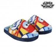 Pantofle Dla Dzieci Super Wings 8074 (rozmiar 28-29)