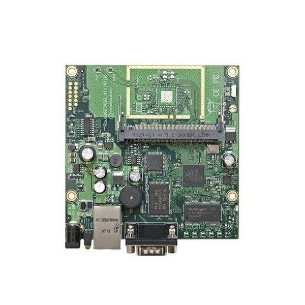 RouterBoard Mikrotik RB411AH 680 MHz 64 MB 1xEth minPCI L4
