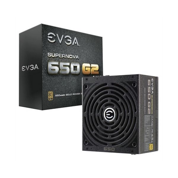 Zasilanie EVGA 220-G2-0650-Y2 650W