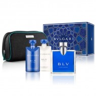 Souprava spánským parfémem Blv Bvlgari (4 pcs)