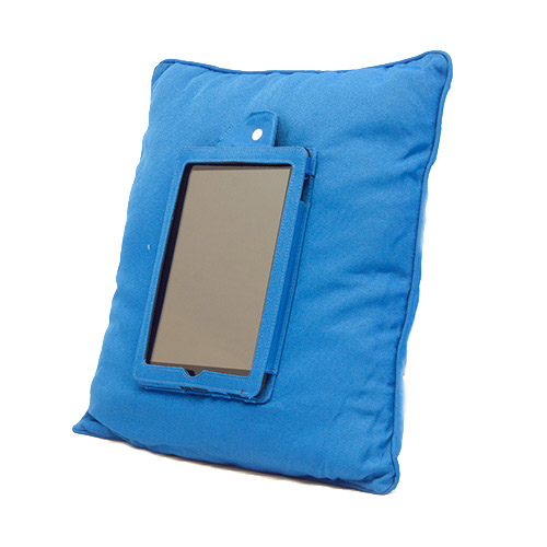 iPad Polštář - Modrý