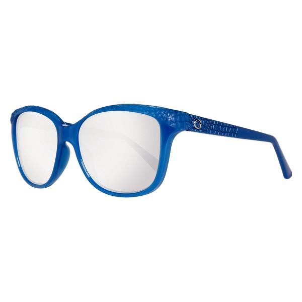 Okulary przeciwsłoneczne Damskie Guess GU7401-5687C