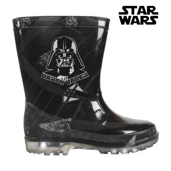 Dětské boty do vody s LED  světly Star Wars 7008 (velikost 25)